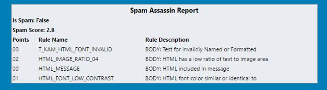 SpamAssassin_Screenshot