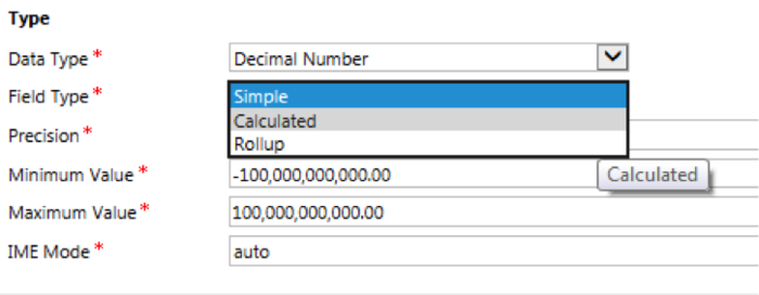 """Using CRM 2015's """"Calculated"""" Field for Email Stats"""